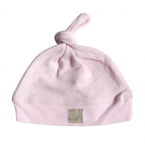 MIZZLE PINK KNOTTED HAT