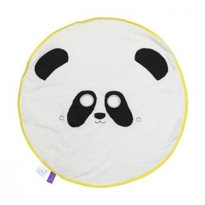 LITTLE RED STUGA BU! THE PANDA BLANKIE