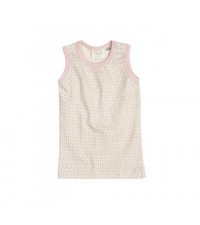SAPLING CHILD DUSTY PINK TANK