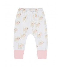 SAPLING CHILD EL GATO PRINT PANTS