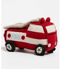 NANA HUCHY THINGS THAT GO FIRE ENGINE RATTLE