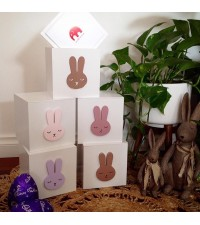 MINI GIRL BUNNY BOX,