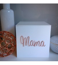MALI ME MAMA MINI MIRROR BOX